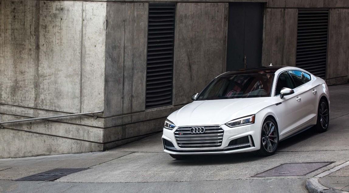 2018 Audi A5 S5 Sportback