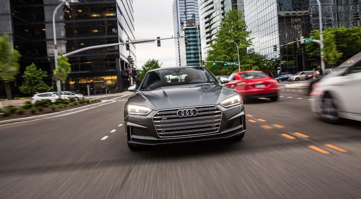 2018 Audi A5 Sportback 3