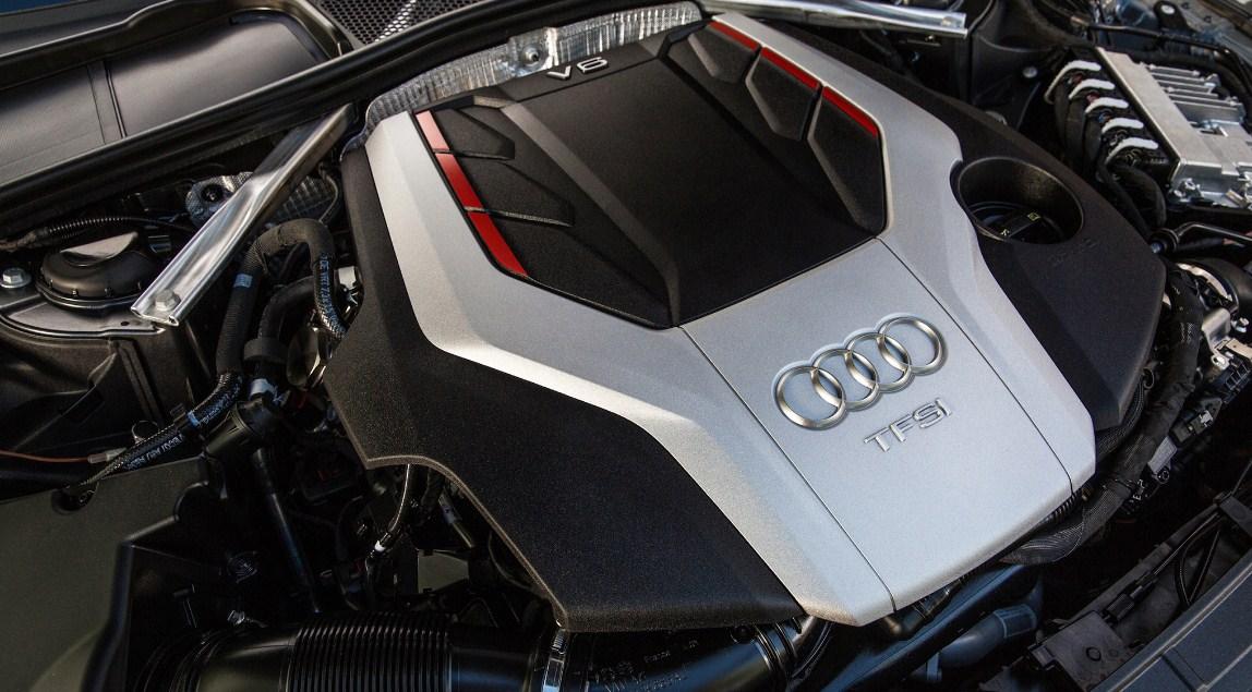 2018 Audi A5 Sportback Engine