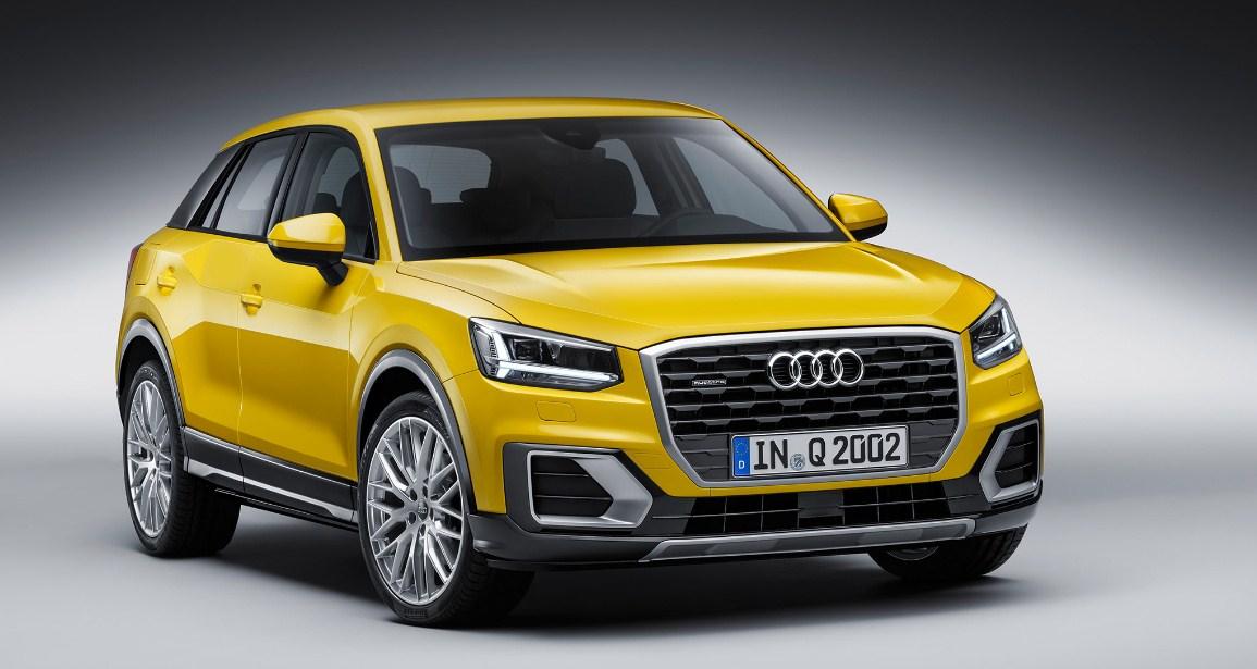 2018 Audi Q2 2