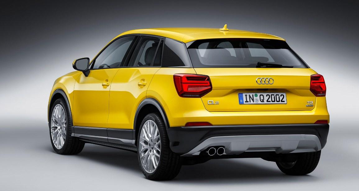 2018 Audi Q2 3