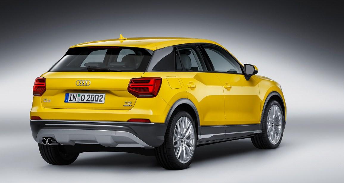 2018 Audi Q2 4