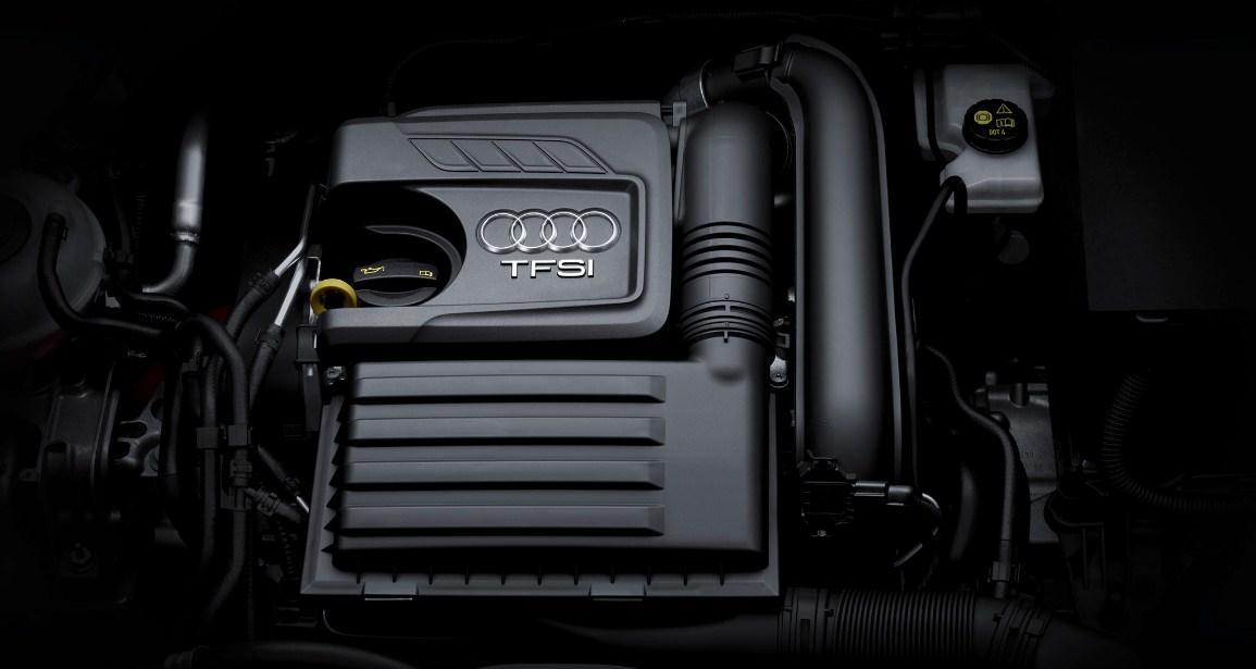 2018 Audi Q2 Engine