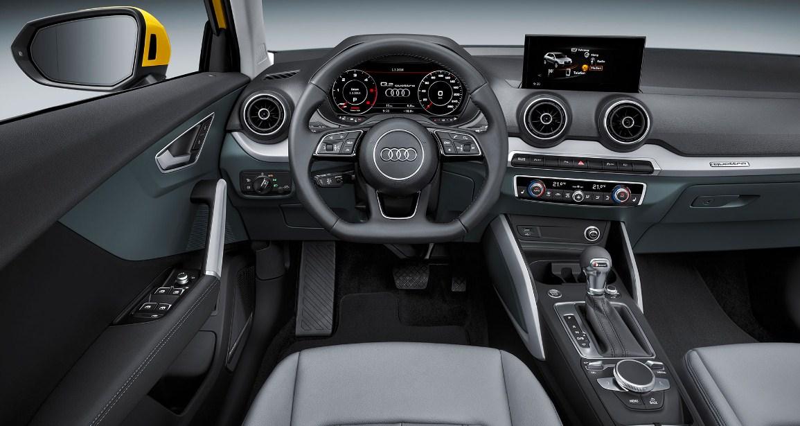 2018 Audi Q2 Interior 1