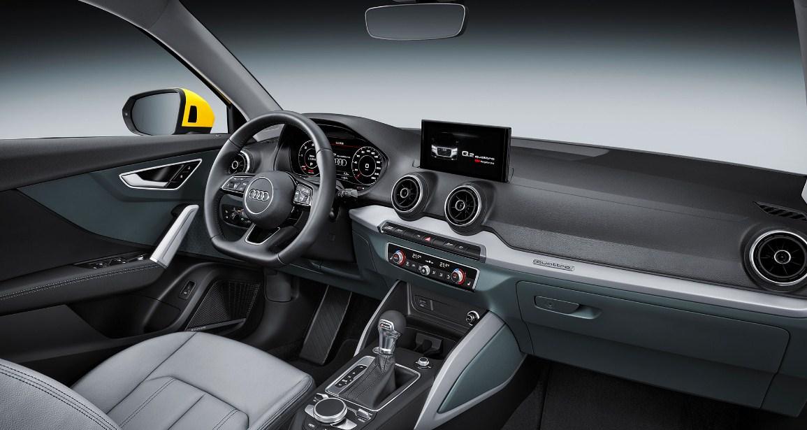 2018 Audi Q2 Interior 2