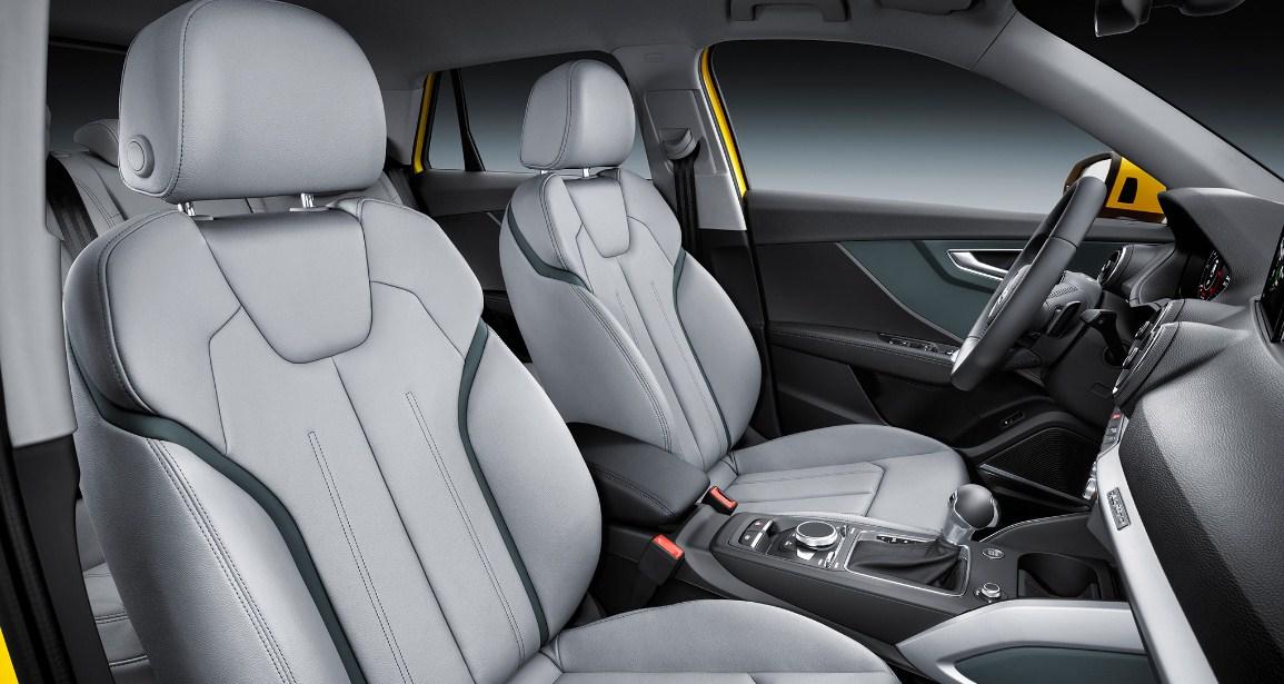 2018 Audi Q2 Interior