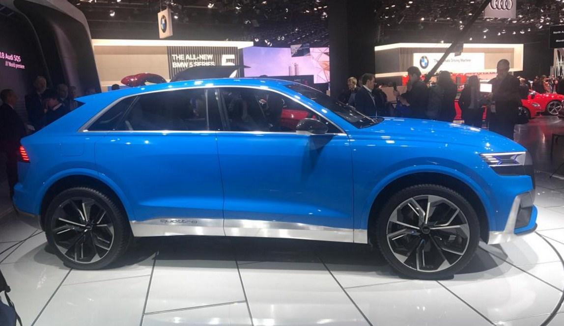 2018 Audi Q8 Price, Interior, Release date, Engine, Specs