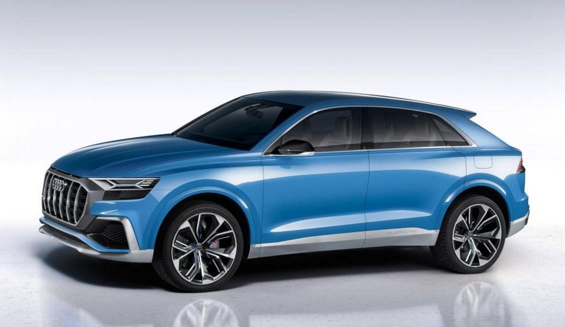 2018 Audi Q8 Price Interior Release Date Engine Specs