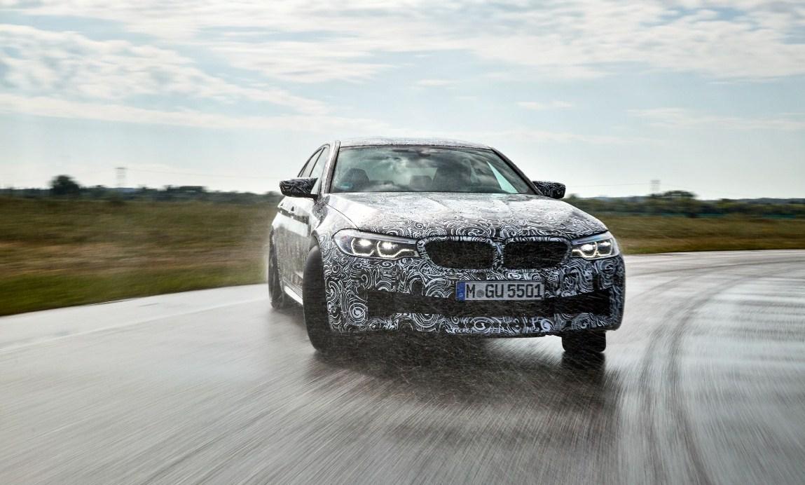 2018 BMW M5 2