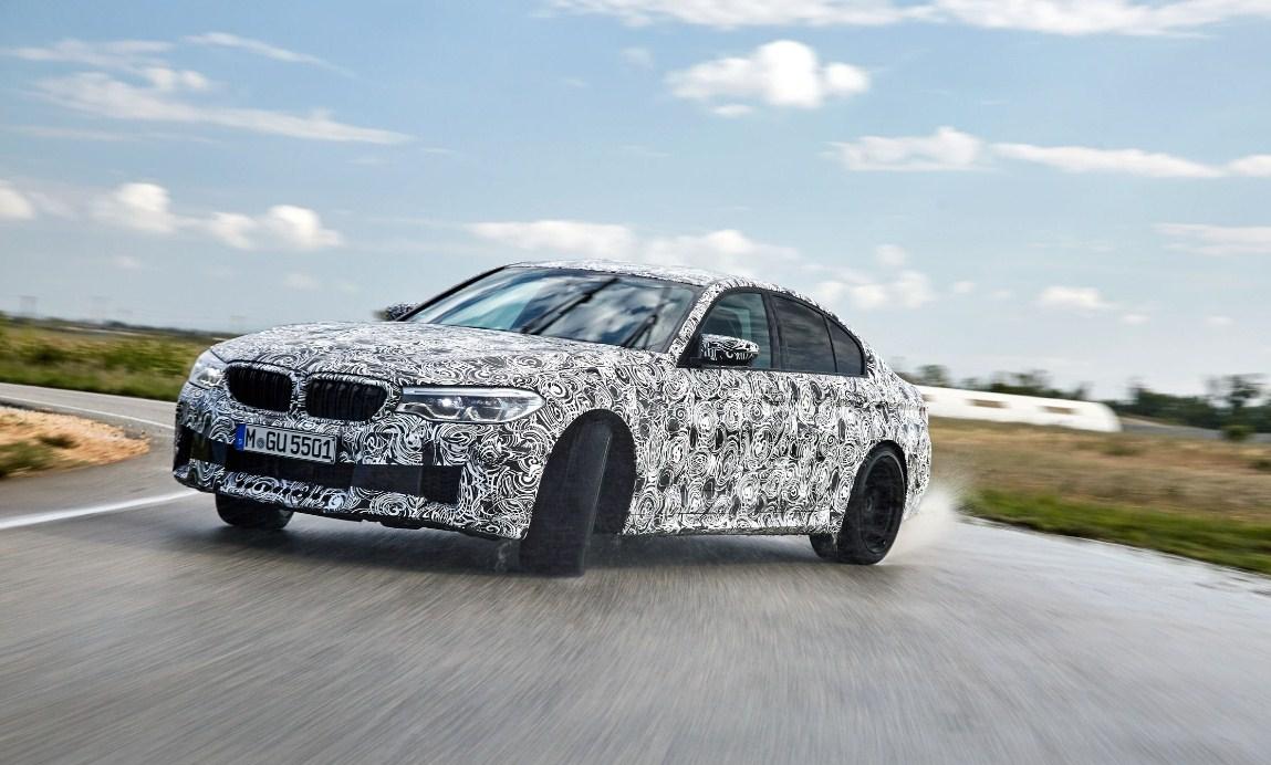 2018 BMW M5 3