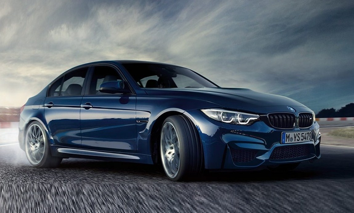 2018 BMW M5 9