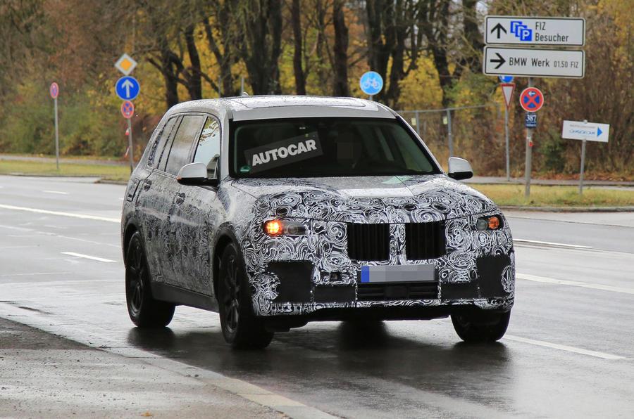 2018 BMW X7 3