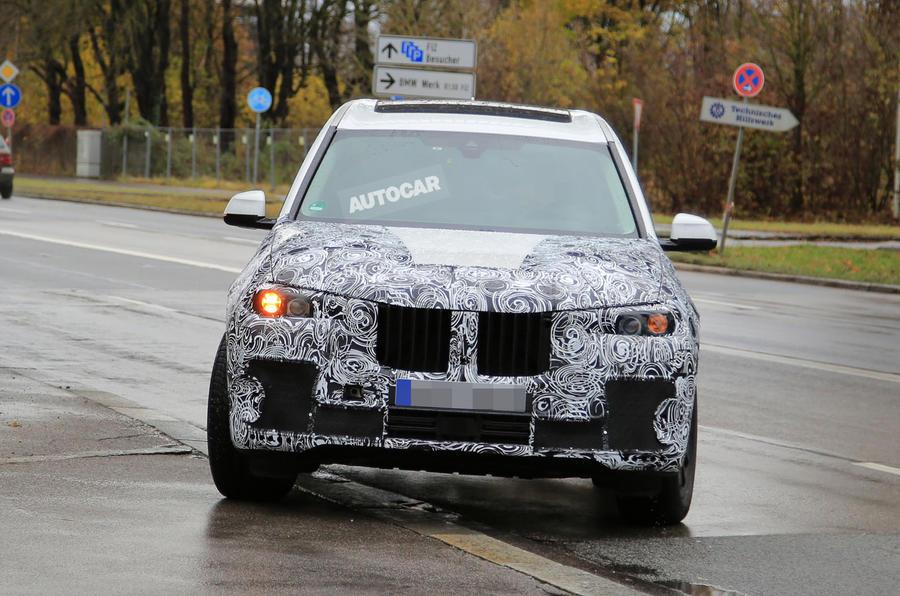 2018 BMW X7 5