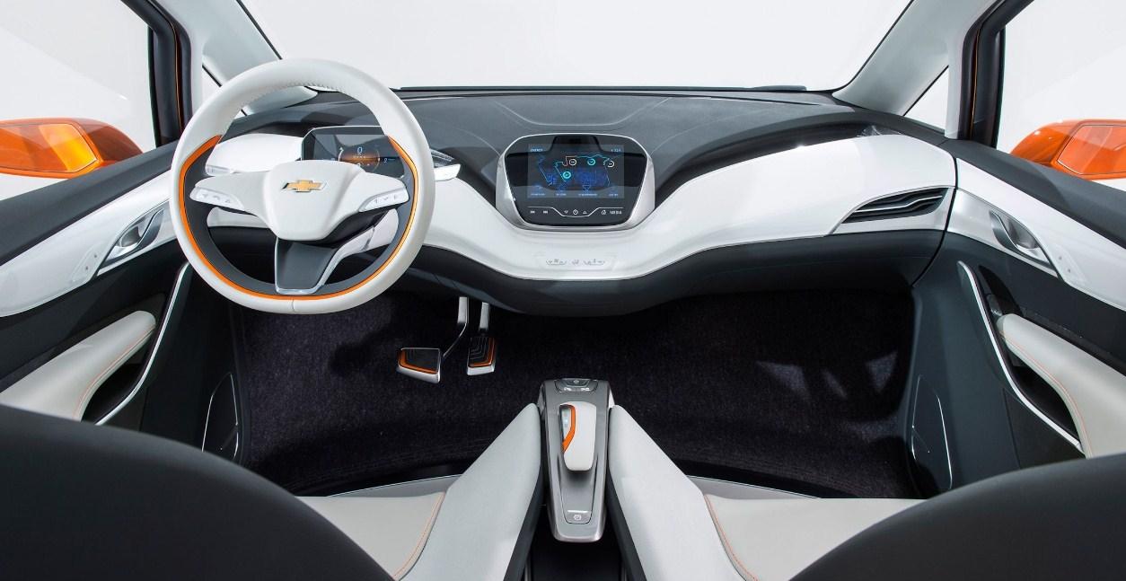 2018 Chevrolet Bolt 2