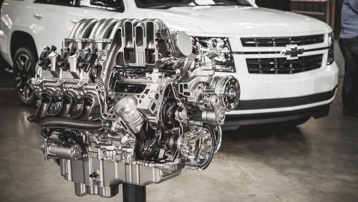 2018 Chevrolet Tahoe Engine 1