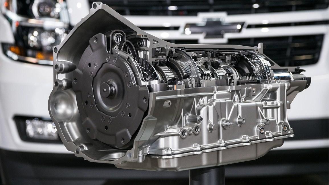 2018 Chevrolet Tahoe rs engine