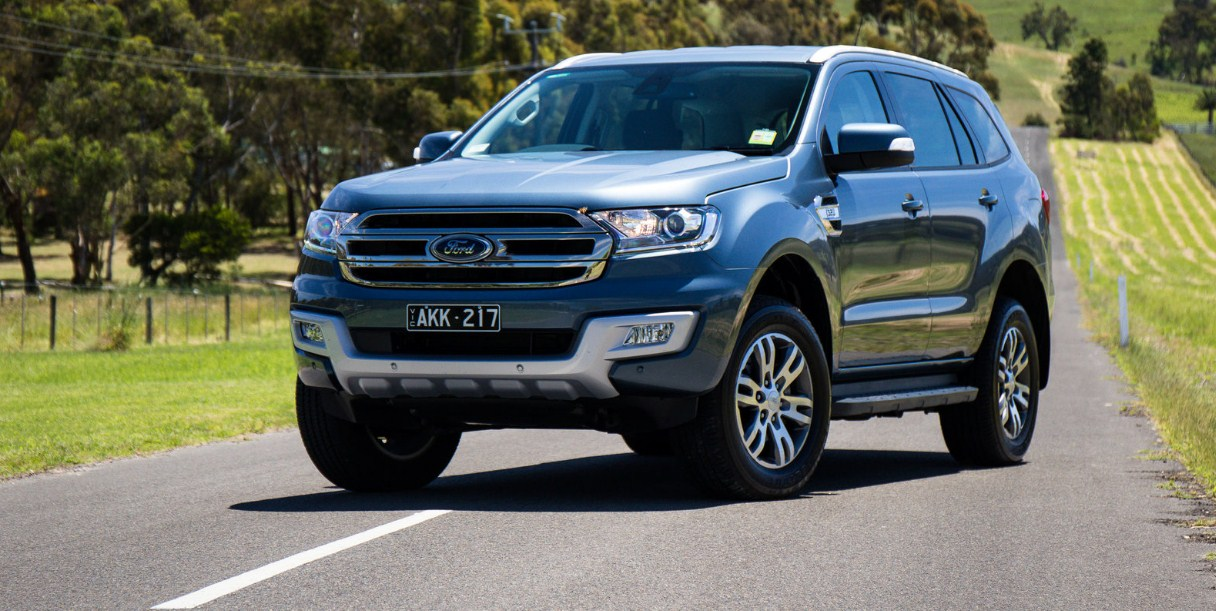 2018 Ford Everest Price, Release date, Specs, Interior, Engine