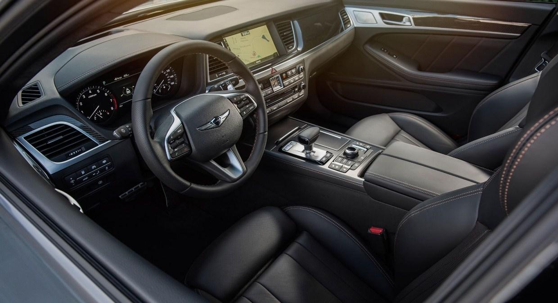 Bmw Twin Turbo V6 >> 2018 Genesis G80 Release date, Sport, Price, Interior, Engine, Specs
