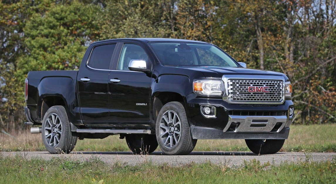 2018 GMC Canyon Price, Release date, Interior, Specs ...