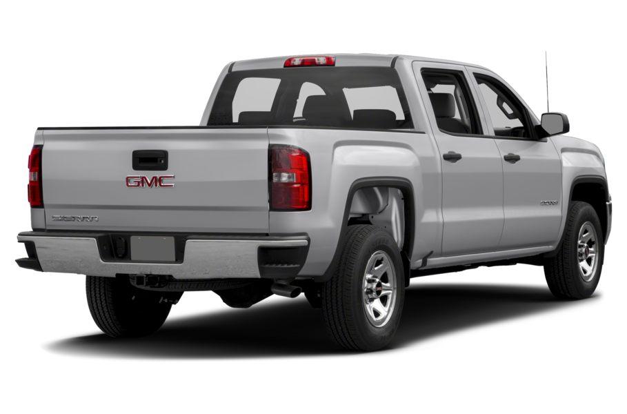 2018 GMC Sierra 3