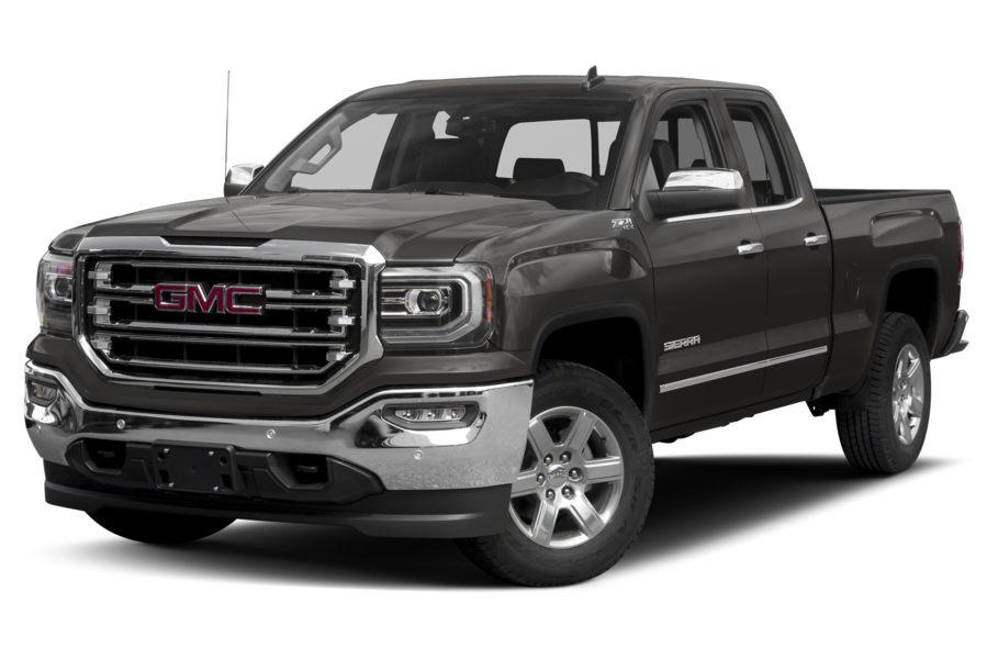 2018 GMC Sierra 6
