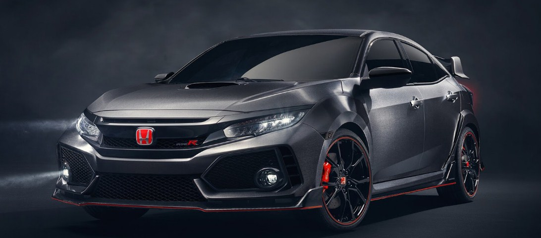 2018 Honda Civic Type R Specs >> 2018 Honda Civic Type R Price, Specs, Engine, Interior, Design