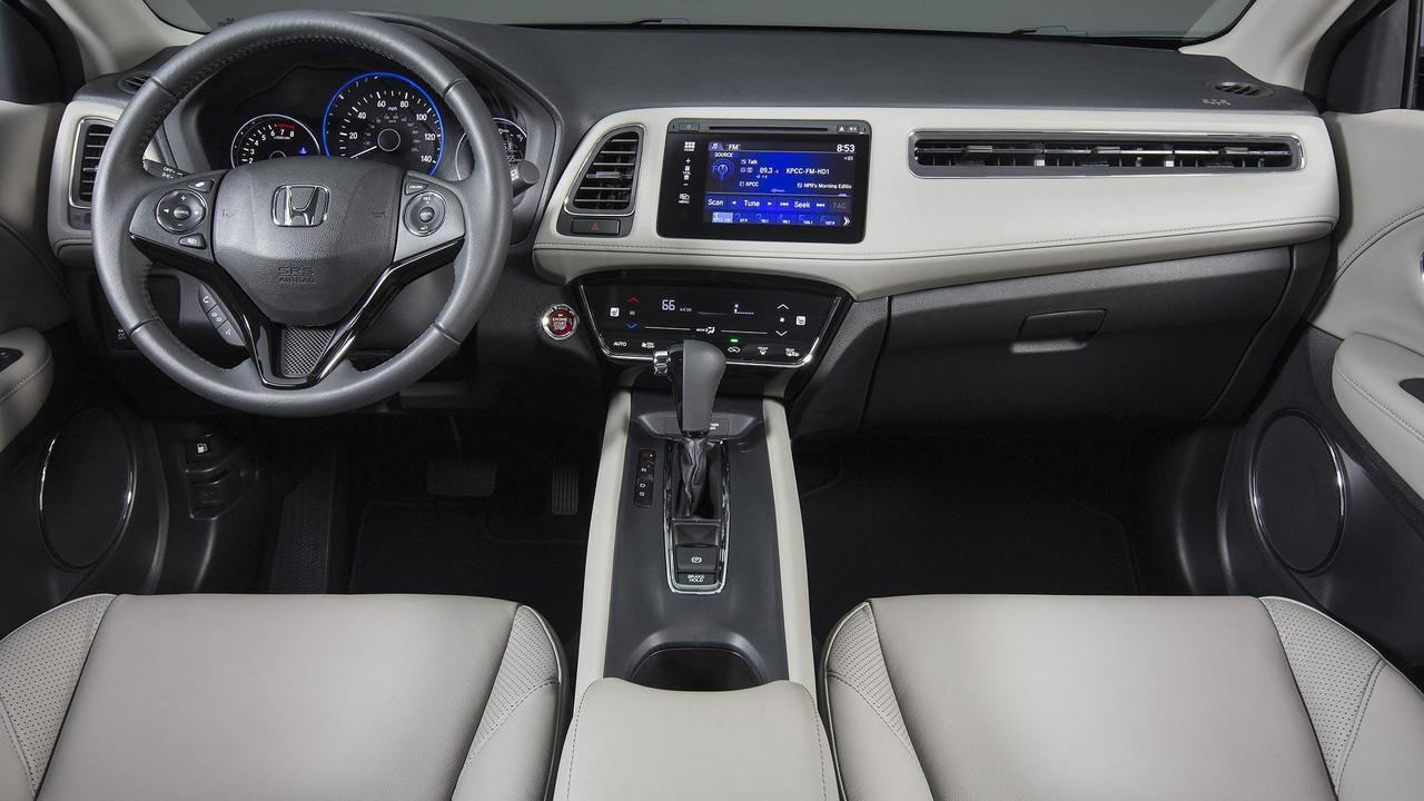 2018 Honda HR-V 4