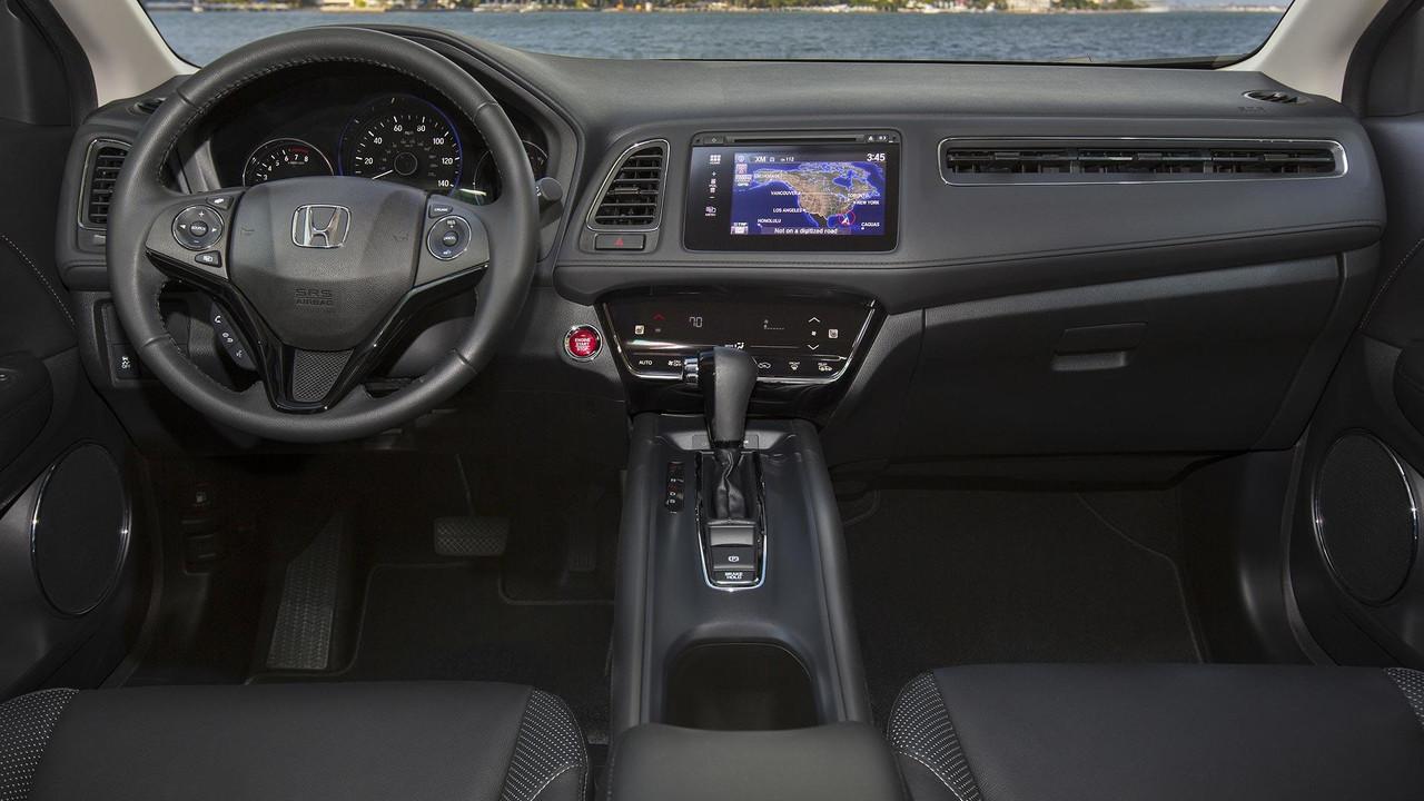 2018 Honda HR-V 5