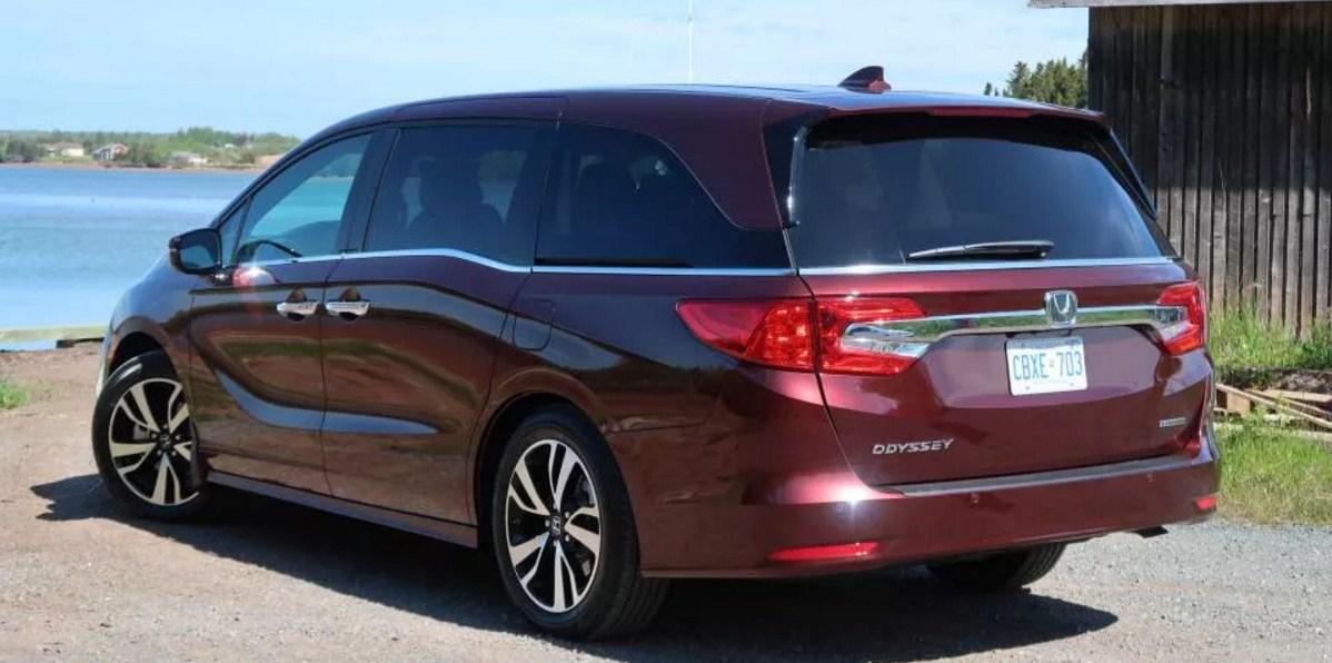 2018 honda odyssey release date price specs interior for All wheel drive honda odyssey