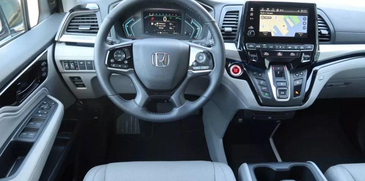 honda odyssey release date price specs interior