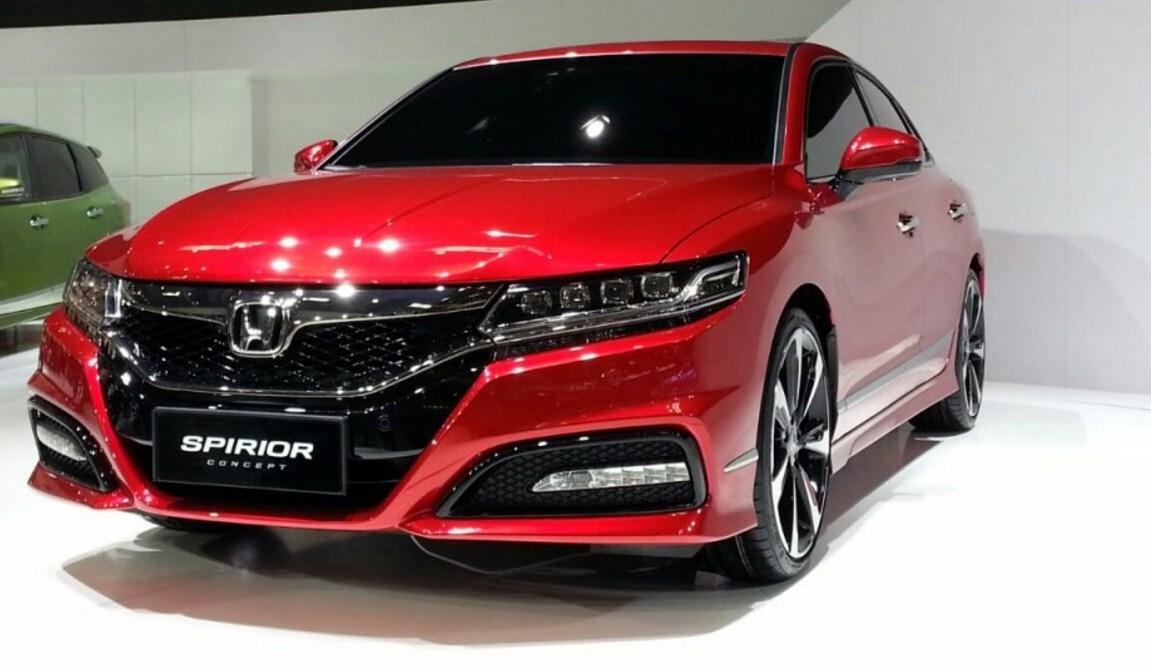 2018 Honda Spirior 1