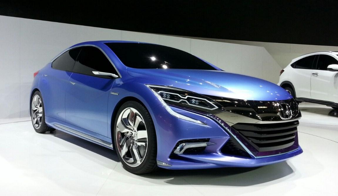 2018 Honda Spirior 2