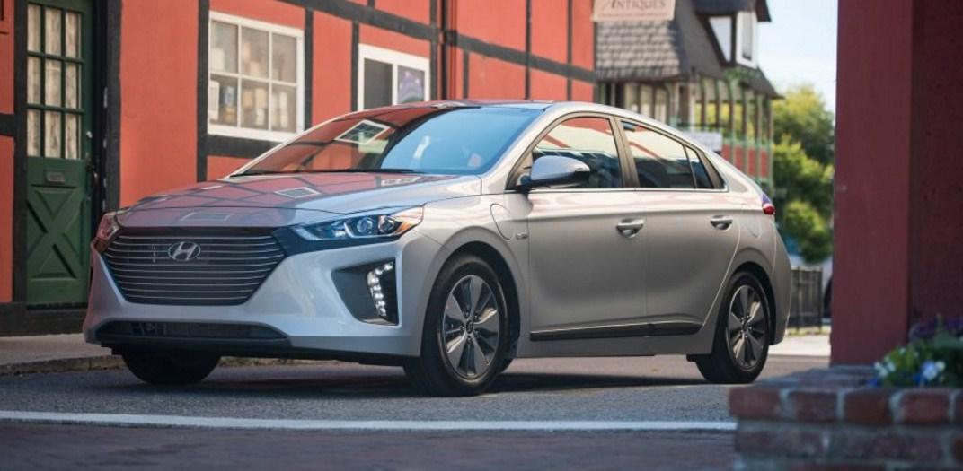 2018 Hyundai Ioniq 10