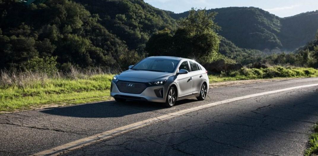 2018 Hyundai Ioniq 4
