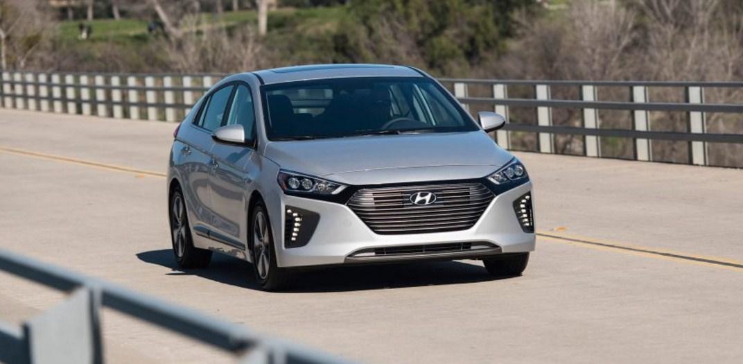 2018 Hyundai Ioniq 5