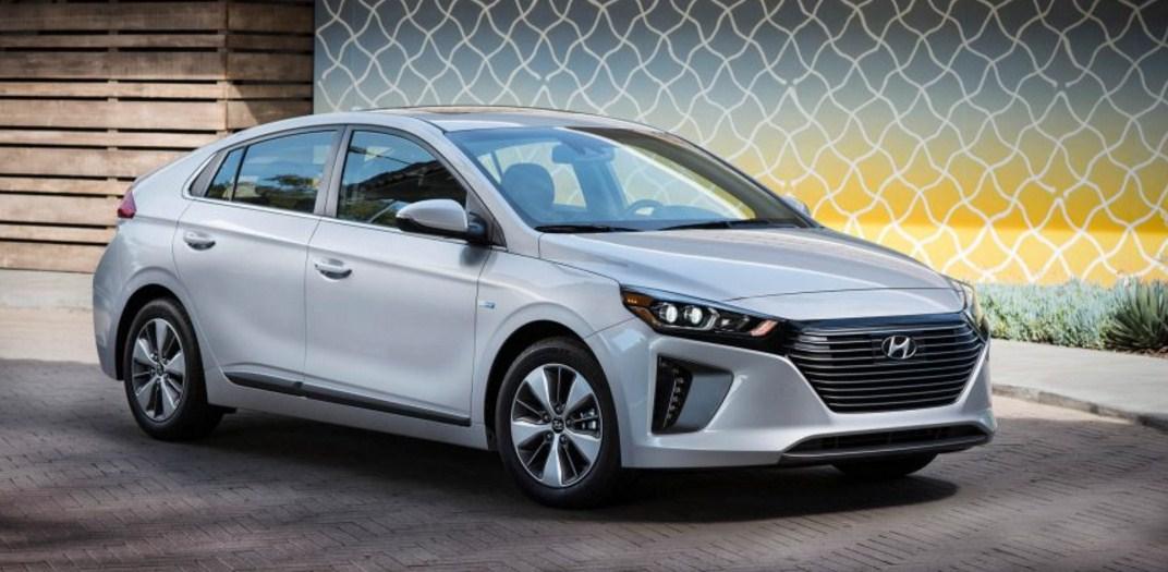 2018 Hyundai Ioniq 7