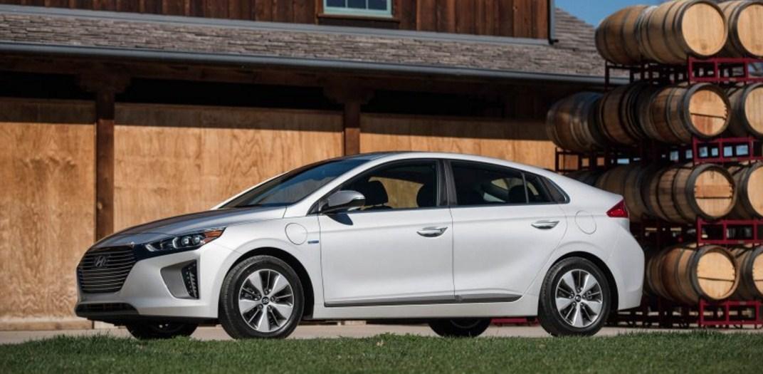 2018 Hyundai Ioniq 9