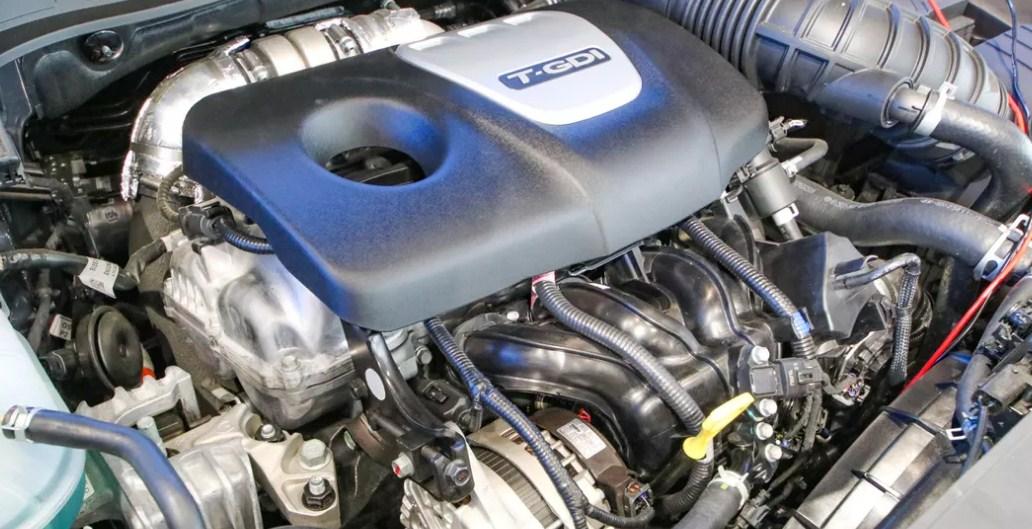 2018 Hyundai Kona Engine 1
