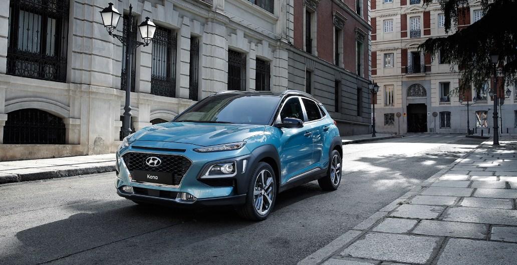 2018 Hyundai Kona Front
