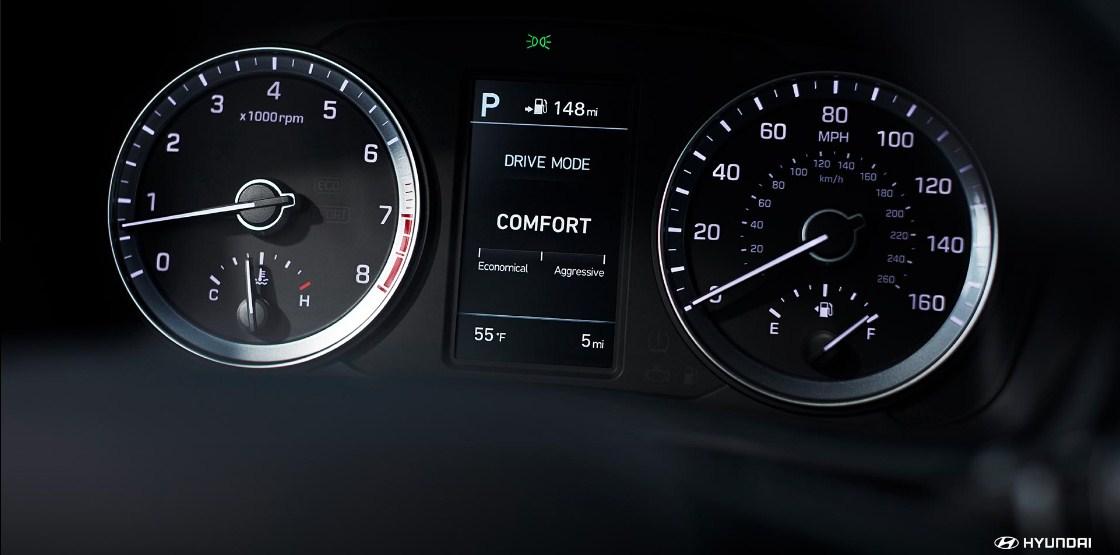 2018 Hyundai Sonata 9