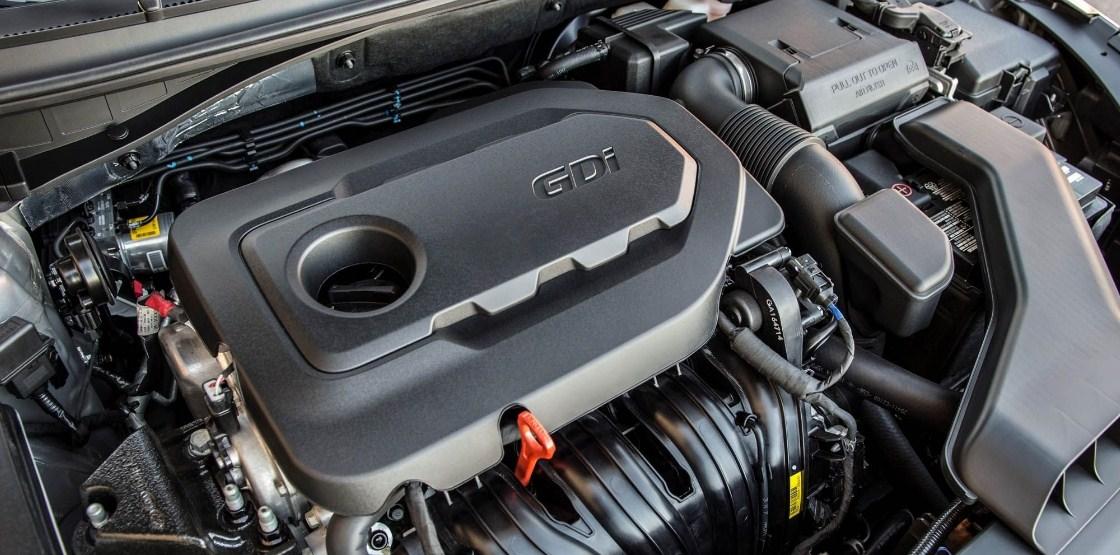 2018 Hyundai Sonata Engine
