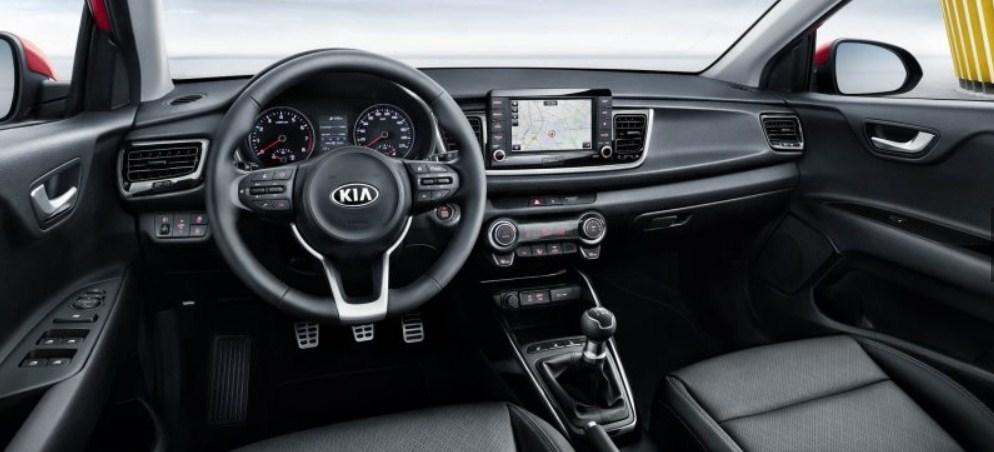 kia rio interior sedan gt hatchback release inside date carttraction