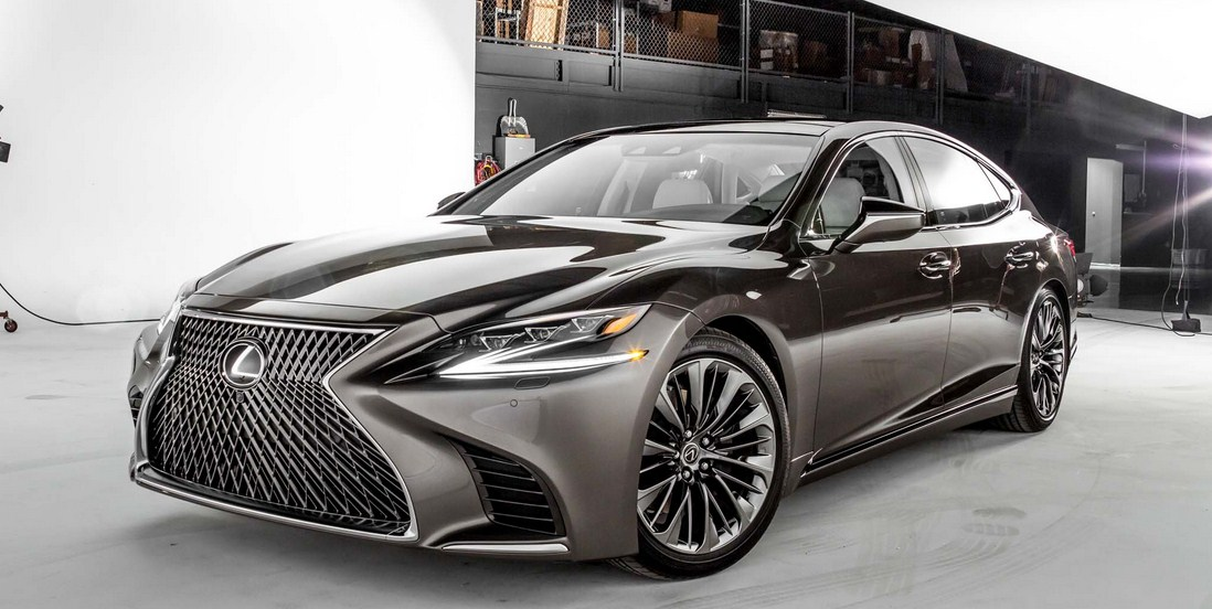 2018 Lexus LS 1