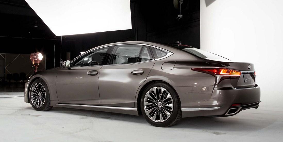 2018 Lexus LS: Price, Release Date, Interior, Design, Engine