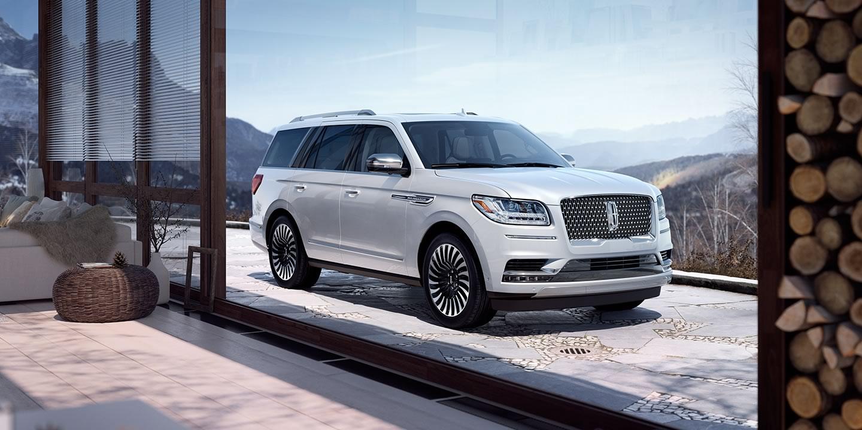 2018 Lincoln Navigator 2