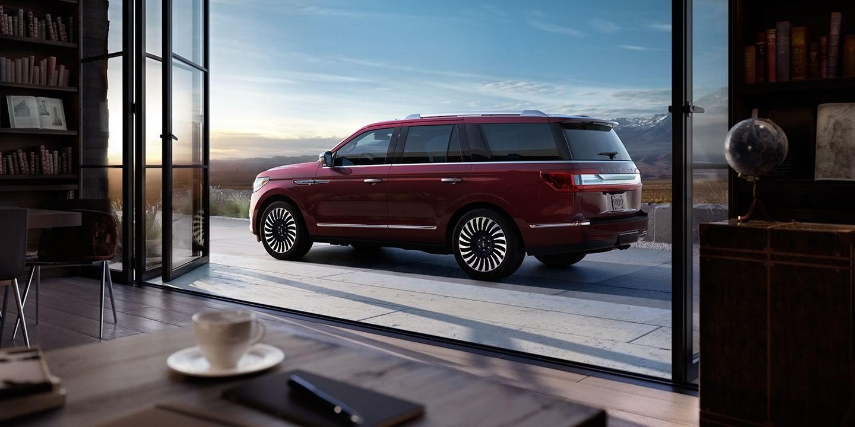 2018 Lincoln Navigator 5