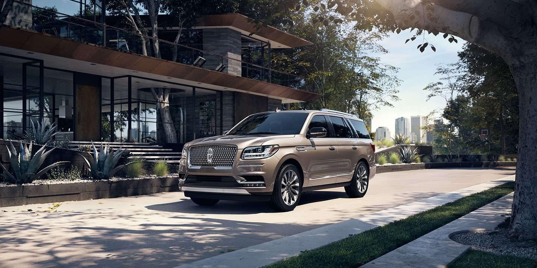2018 Lincoln Navigator 7
