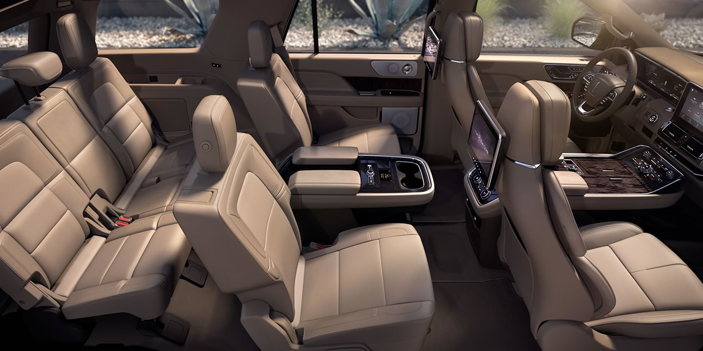 2018 Lincoln Navigator Price Specs Interior Concept Review
