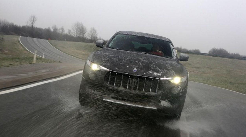 2018 Maserati Levante 2