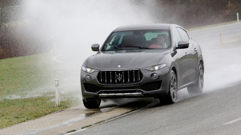 2018 Maserati Levante 3